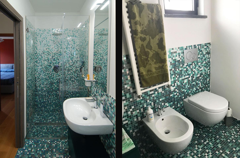il bagno verde
