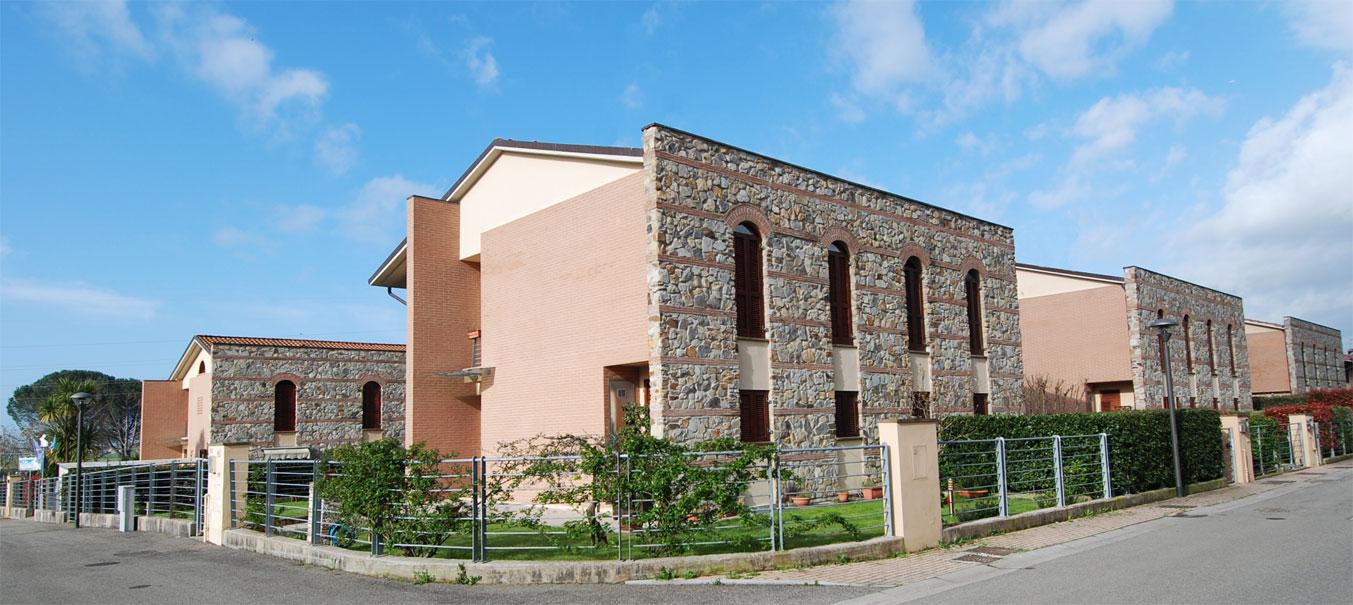 Complesso residenze 39 la gabella 39 martini ruggeri partners for Piccoli piani di progettazione di edifici commerciali