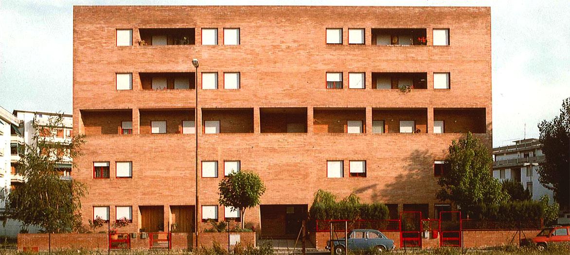La casa complesso residenziale per 10 alloggi martini for Design per la casa residenziale